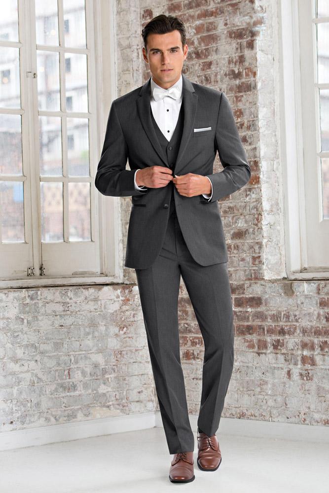 man in formal wear